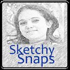Sketchy Snaps Free icon