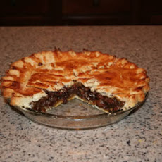 Simple Raisin Pie