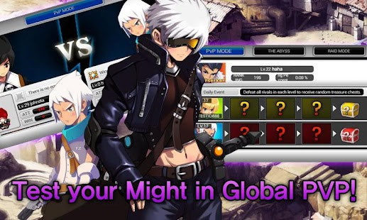 Game ZENONIA® 5 version 2015 APK
