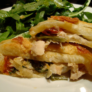 Puff Pastry Tuna Recipes