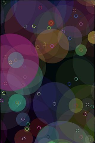 Noisy Bubbles