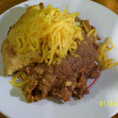 Meatless Taco Pie