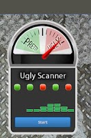 Screenshot of Ugly People Scanner Prank