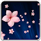 Pink Flowers Live Wallpaper 2.0 Apk