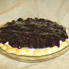 The Lady & Sons Blueberry Cream Pie ( Paula Deen )