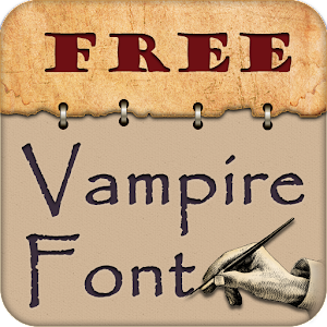 Vampire Fonts for S3