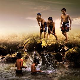 by Abhirama Arro - Babies & Children Children Candids (  )