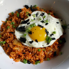 Dinner Tonight: Kimchi Fried Rice
