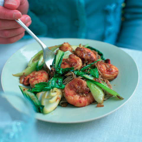 Prawn And Pak Choi Stir-fry