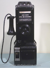 Paystations - Western Electric  55C 1
