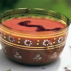 Cool Summer-Berry Soup