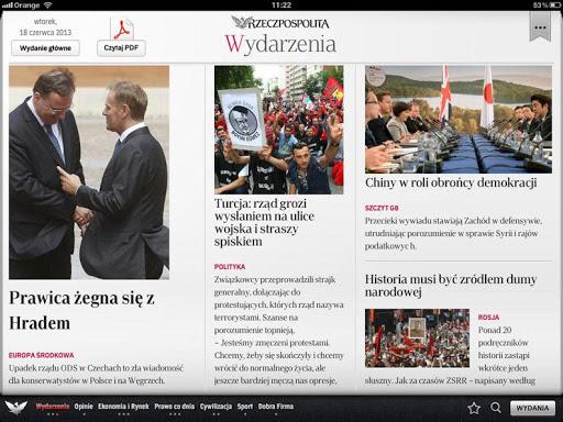 Rzeczpospolita - screenshot