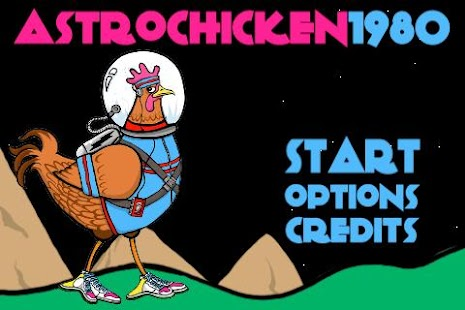 AstroChicken1980 - screenshot