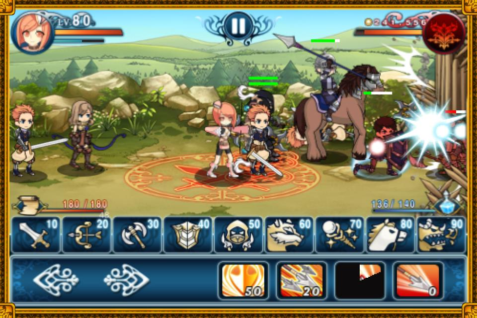 Heroes Of The Kingdom Screenshot 2