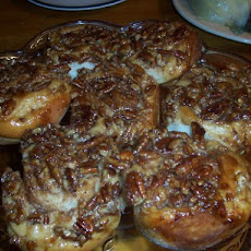 Maple Nut Sticky Buns