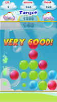 Screenshot of Bubble Break Deluxe(泡泡,炸炸炸!)