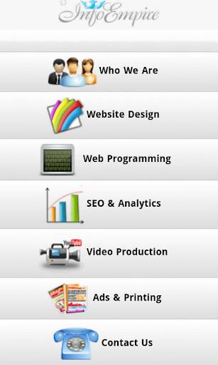 InfoEmpire App