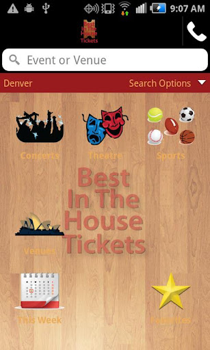 Best In The House Tickets