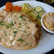 Ranchero Chicken Fried Steak W/Country Style Gravy