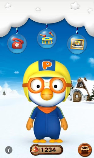 玩娛樂App|Talking Pororo (English)免費|APP試玩