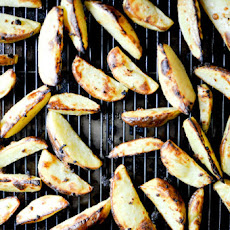Sour Cream + Onion Oven Fries
