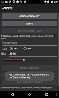 Screenshot of aSPICE Free: SPICE Client