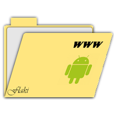 Browse my Droid(WiFi explorer)