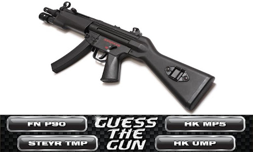 Guess The Gun