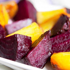 Roasted Heirloom Beets