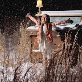 Snow day! by Kristen Livingston - Babies & Children Children Candids