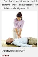 Screenshot of First Aid Manual 2013