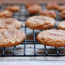 Super Soft Snickerdoodle Cookies