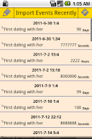 Screenshot of Dating Assistant