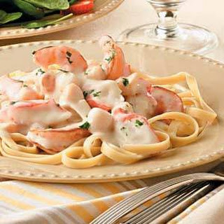 Imitation Crab Alfredo Pasta Recipes