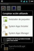 Screenshot of System Apps Installer [ROOT]