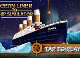 Screenshot of Ocean Liner 3D Ship Simulator
