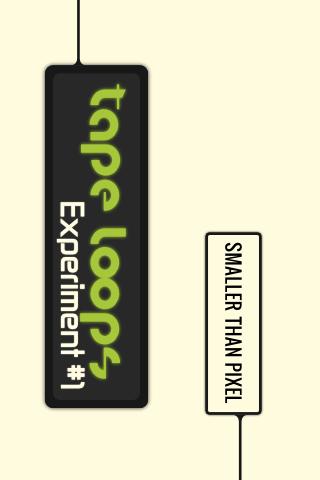 Tape Loops Exp 1 Lite
