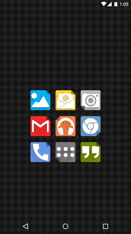 Colourant - Icon Pack Screenshot 0