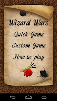 Screenshot of Wizard Wars - Multiplayer Duel