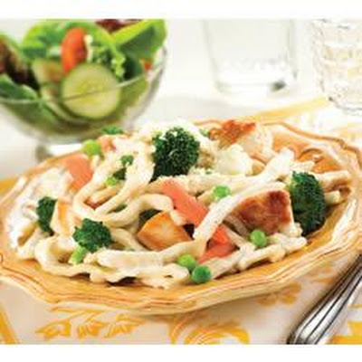 Ranch Chicken Primavera