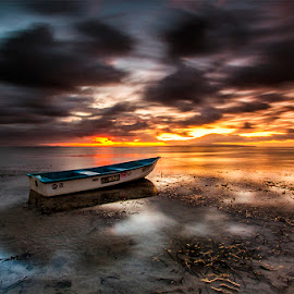 boat by Tomy Wisnawa - Transportation Boats