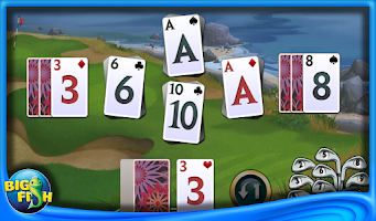 Screenshot of Fairway Solitaire!