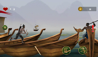Screenshot of Kochadaiiyaan:Kingdom Run