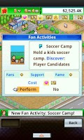Screenshot of Pocket League Story Lite