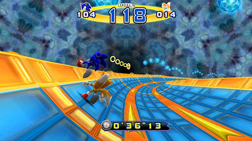 Sonic 4 Episode II - screenshot