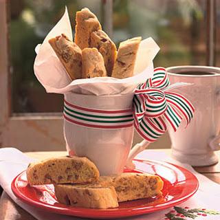 Pecan Biscotti Recipes