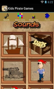 Kids Pirate Games Free - screenshot