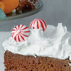 Peppermint-Cream Frosting