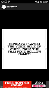 Zendaya Quiz - screenshot