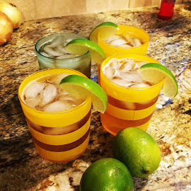 summer limes by Sarah Beth - Food & Drink Alcohol & Drinks
